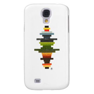 Obfuscated Cross for Polo Shirt Complete wiith R A Galaxy S4 Case