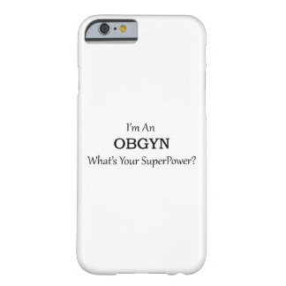 OBGYN BARELY THERE iPhone 6 CASE