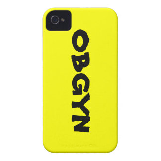 OBGYN IPHONE COVER