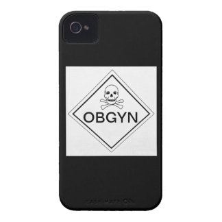 OBGYN IPHONE COVER2 Case-Mate iPhone 4 PROTECTORES