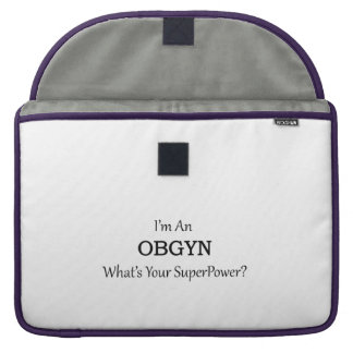OBGYN SLEEVE FOR MacBooks
