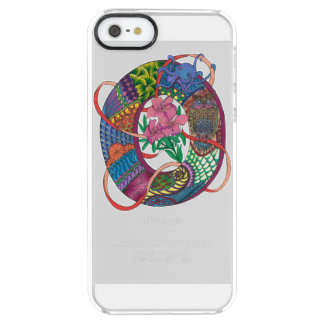 """Obicular O"" Monogrammed iPhone Case"