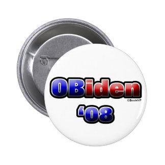 OBiden '08 Pin