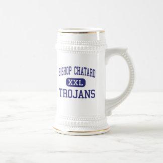 Obispo Chatard - Trojan - alto - Indianapolis Taza De Café
