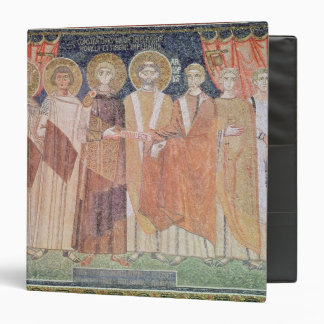 "Obispo de concesión de Constantina IV privilegios Carpeta 1 1/2"""