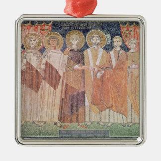 Obispo de concesión de Constantina IV privilegios Ornamentos Para Reyes Magos