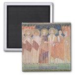 Obispo de concesión de Constantina IV privilegios Imán Cuadrado