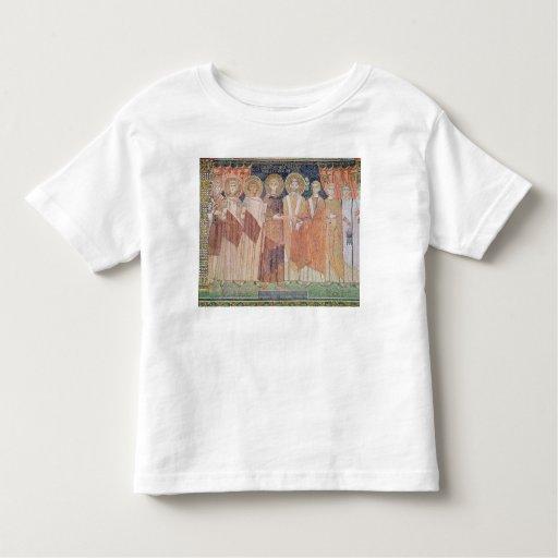 Obispo de concesión de Constantina IV privilegios Playera De Bebé