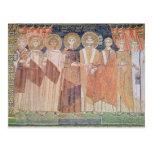 Obispo de concesión de Constantina IV privilegios Postal