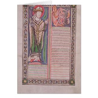 Obispo del lombardo de Pedro de París Felicitación