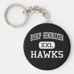 Obispo Hendricken - halcones - alto - Warwick Llaveros Personalizados