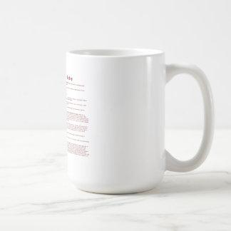 Obispo (significado) taza