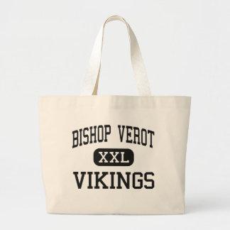 Obispo Verot - Vikingos - altos - fuerte Myers la  Bolsa Tela Grande