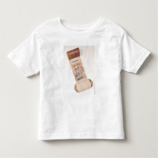 Obituary scroll, 1406 toddler t-shirt