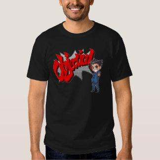¡Objeción! Phoenix Wright Chibi Camisas