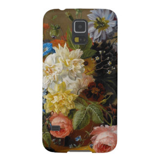 Object at rest picture of gorgeous flower galaxy s5 case