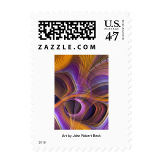 Object Lesson Postage Stamp