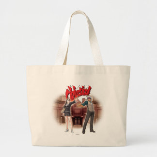 Objection! Mia & Godot Bags