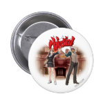 Objection! Mia & Godot Buttons