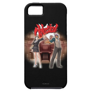 Objection! Mia & Godot iPhone 5 Covers