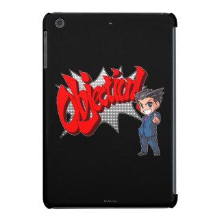 Objection! Phoenix Wright Chibi iPad Mini Cases
