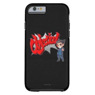 Objection! Phoenix Wright Chibi Tough iPhone 6 Case