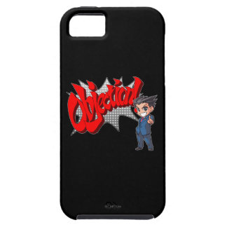 Objection! Phoenix Wright Chibi iPhone 5 Covers
