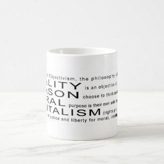 Objectivism Mug