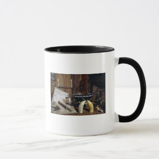 Objects from a Nineteenth Century Captain's Desk Mug