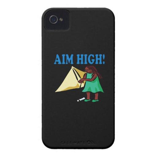 Objetivo alto Case-Mate iPhone 4 cárcasa