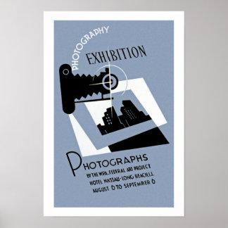 Objeto expuesto de la fotografía póster