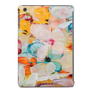 Objeto expuesto de la mariposa fundas de iPad mini retina