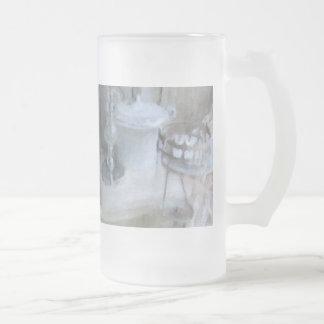 Objetos de arte taza de cristal