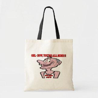 OBL - Now, You're All Mine !!!! Virgin #69 Bag