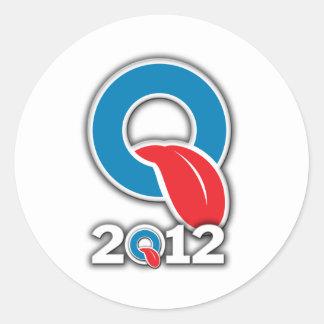 Oblahma 2012 stickers