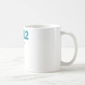 Oblahma 2012 taza de café