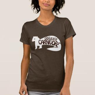 Obligate Carnivore DEW Ferret Shirt
