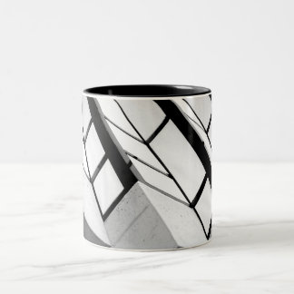 Obliques Two-Tone Coffee Mug