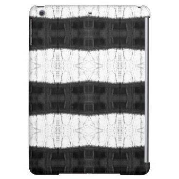 Oblivio digital geometric pattern case for iPad air