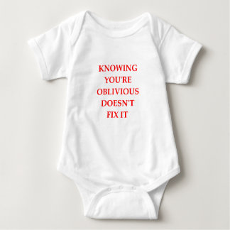 OBLIVIOUS BABY BODYSUIT