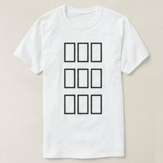 oblong T-Shirt