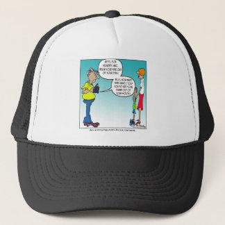 Obnoxious Automatic Cameras Trucker Hat