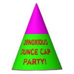 [ Thumbnail: Obnoxious Dunce Cap Party! ]