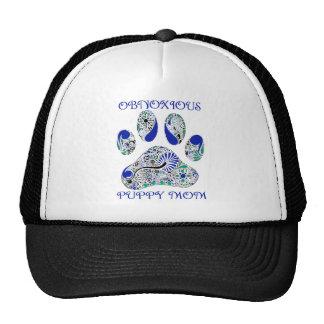 Obnoxious Puppy Mom Trucker Hat