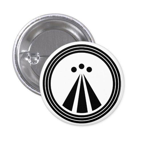 OBOD Symbol 1 Inch Round Button