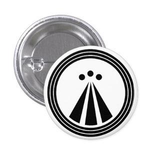 OBOD Symbol Pinback Button