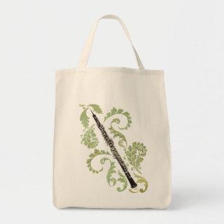 Oboe and Foliage Bag