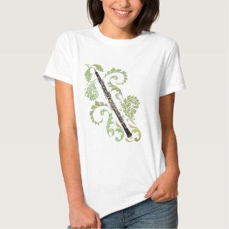 Oboe and Foliage Shirt