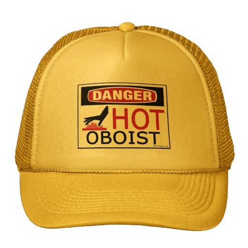 Oboe caliente gorras de camionero