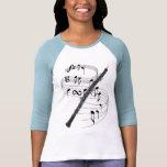 Oboe Camiseta